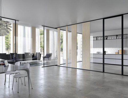 Le pareti divisorie: un'ottima risorsa per rimodulare e rinnovare gli spazi